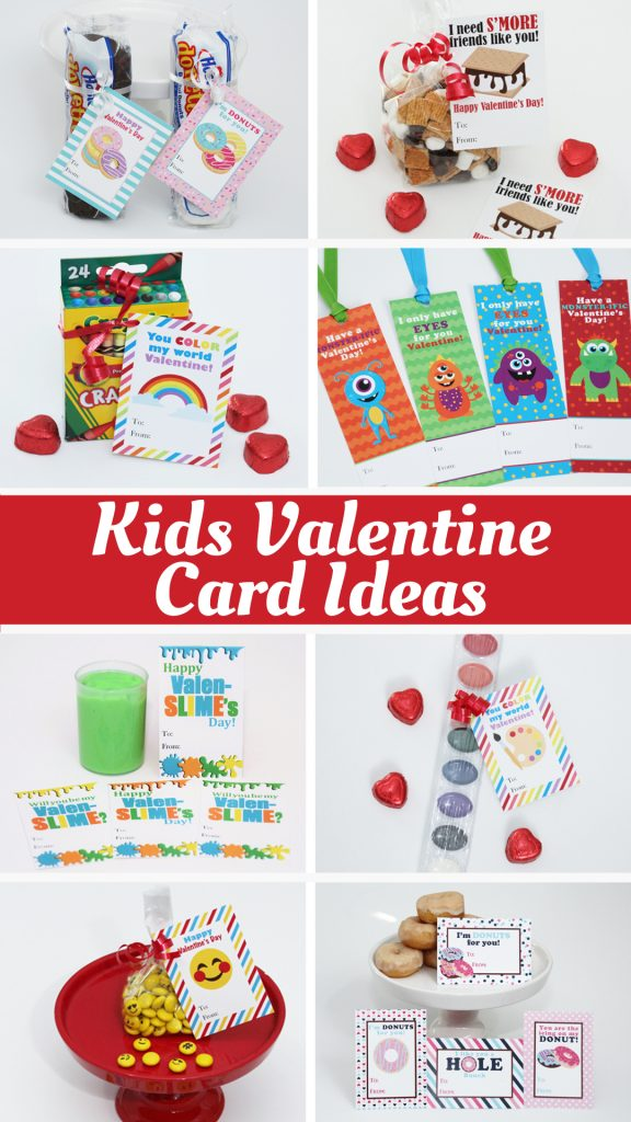 Kids Valentines Card Ideas 5m Creations Blog